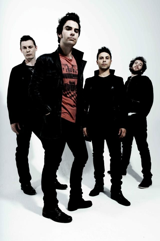 Stereophonics - If I could only ever listen to one band ever again, it would be Stereophonics!