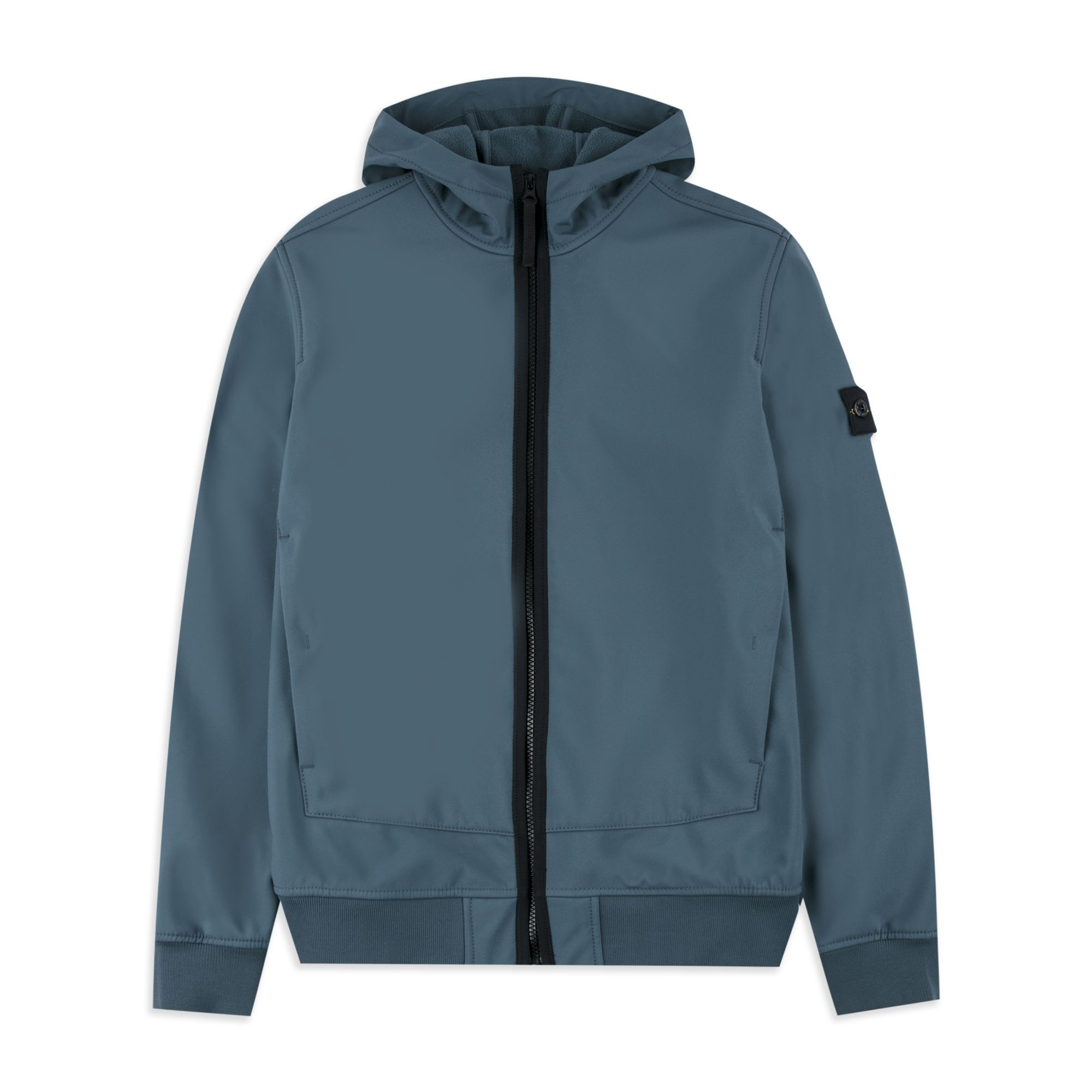 Stone Island Army Green Softshell Jacket Outfit Online