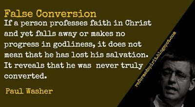 #777 1689 Confession Perseverance Of The Saints