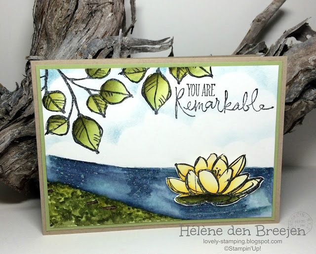 Stampin'Up! Remarkable you