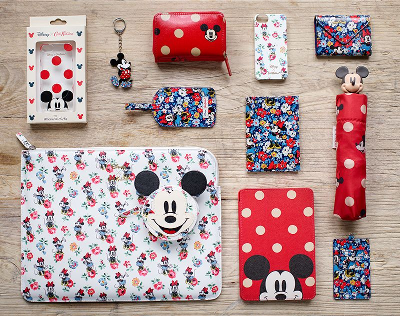 A first look at Cath Kidston s Mickey Mouse Disney collection - Good  Housekeeping 255141ff9d3