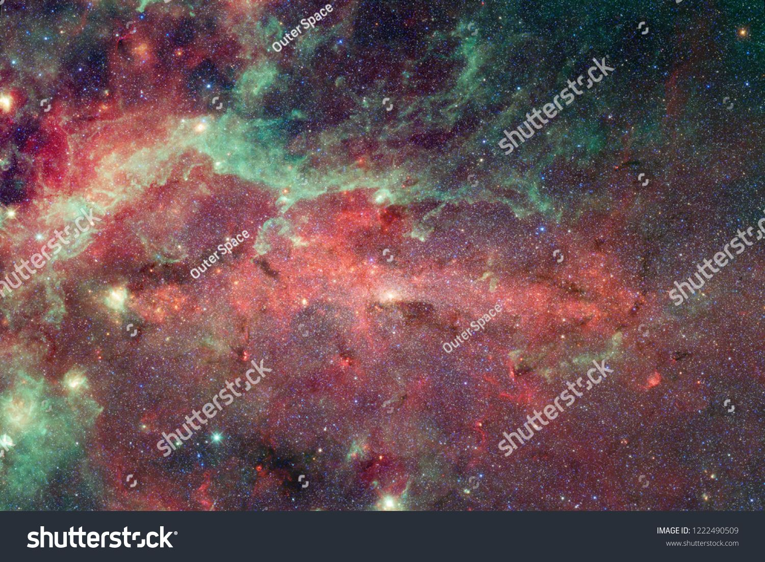 Deep Space Science Fiction Fantasy In High Resolution Ideal For Wallpaper Elements Of This Image Furnished By Nasa In 2020 Abstract Backgrounds Deep Space Abstract