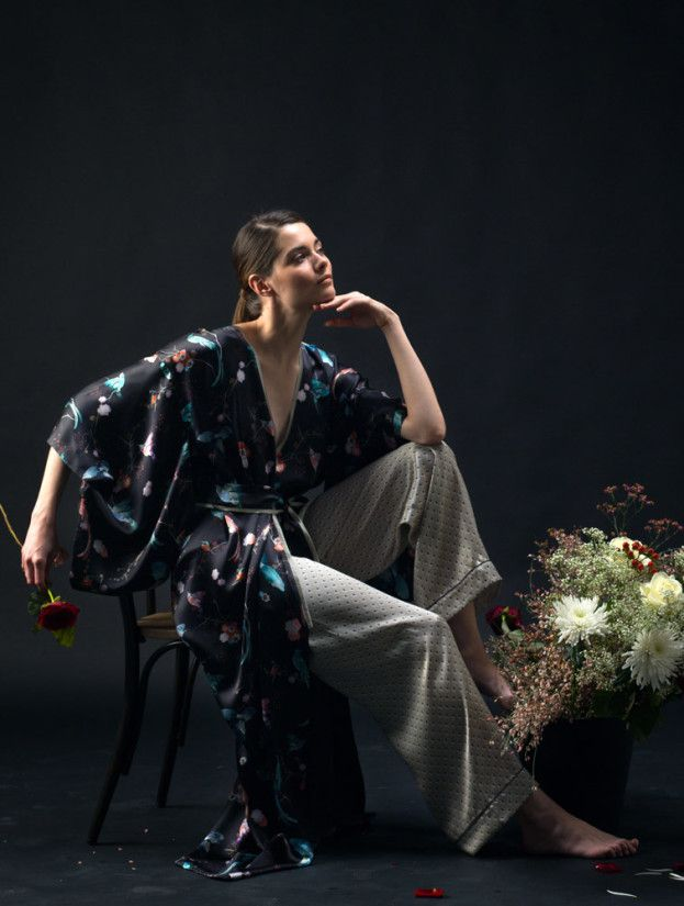 Meng Spring/Summer 2015 Songs of Forest Collection Loungewear