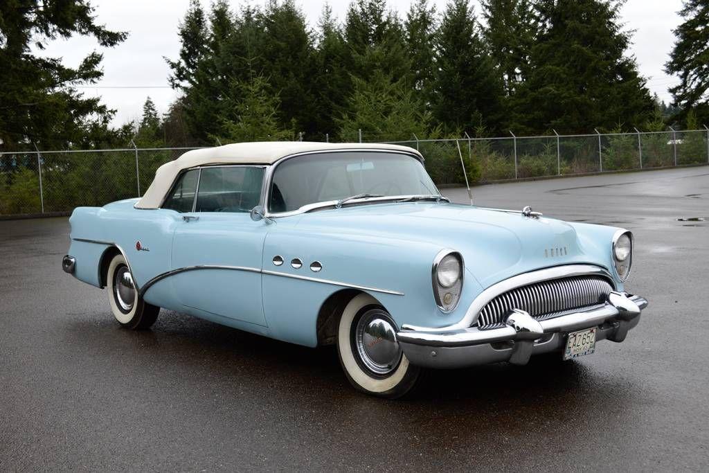 1954 Buick Super Convertible | Automobiles & a Few Trucks - 1950s ...