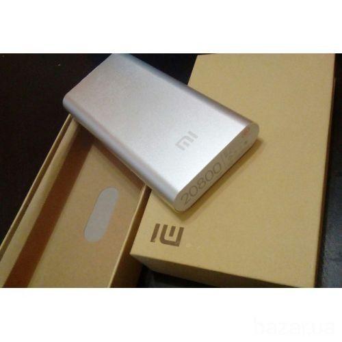 Аккумулятор зарядное Power Bank 20800 Xiaomi Портативный аккумулятор Xiaomi Mi POWER BANK 20800 mAh Xiaomi Power Bank 20800 mAh – стильный...