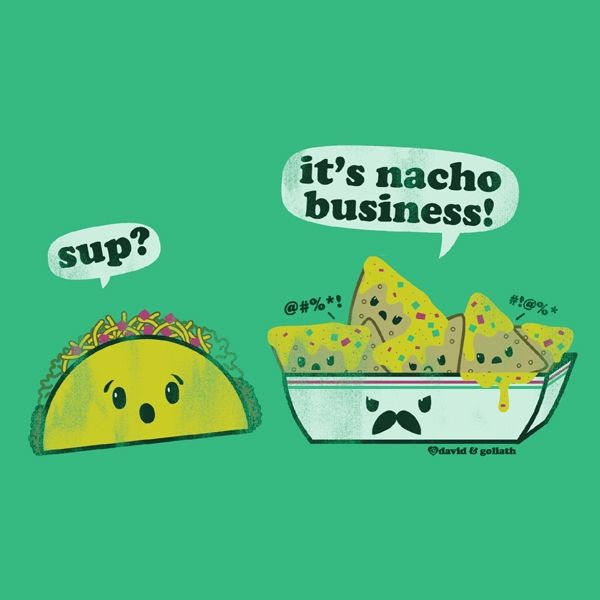 recipe: nacho puns [8]