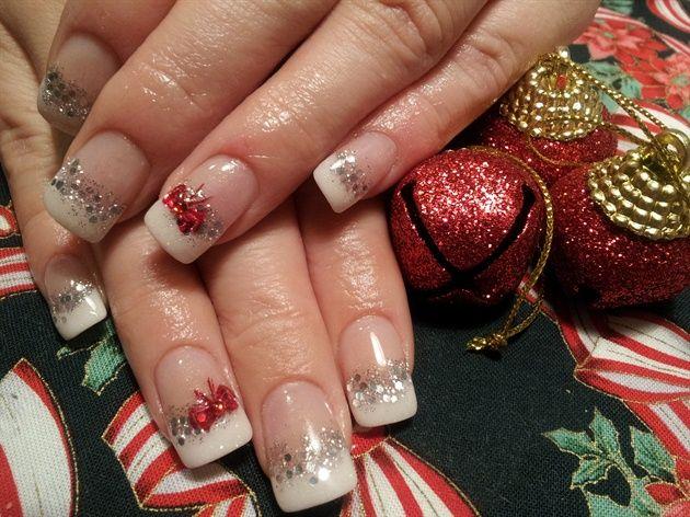 Classy Christmas Nail Art Gallery Nailartgalleryilsmag By