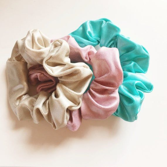 The Schuyler Sisters Scrunchie Set | Best Friends, Big Little Reveal, Bridesmaid Gifts #biglittlereveal