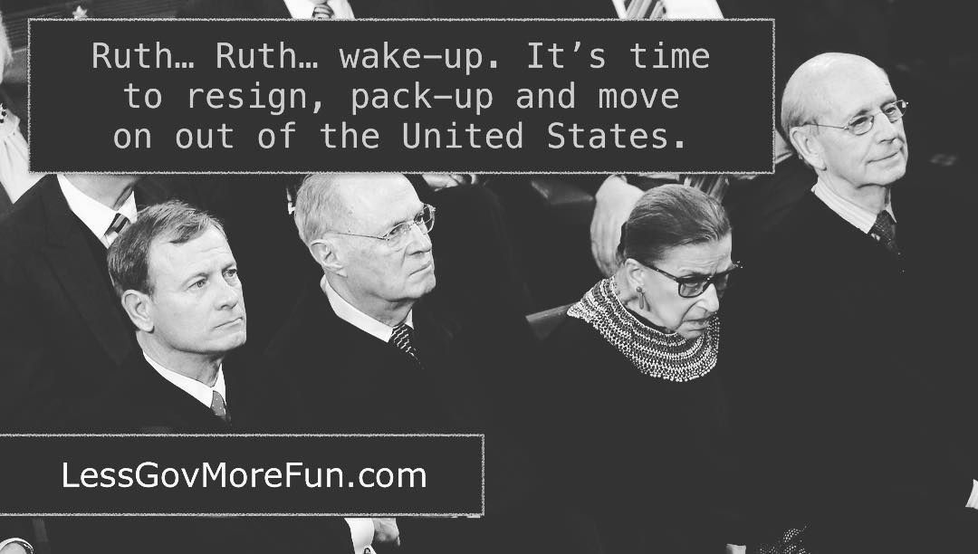 . Ruth... Ruth...Time to resign pack up & move out of the #UnitedStates. You said you would. Are U a #kasich ?