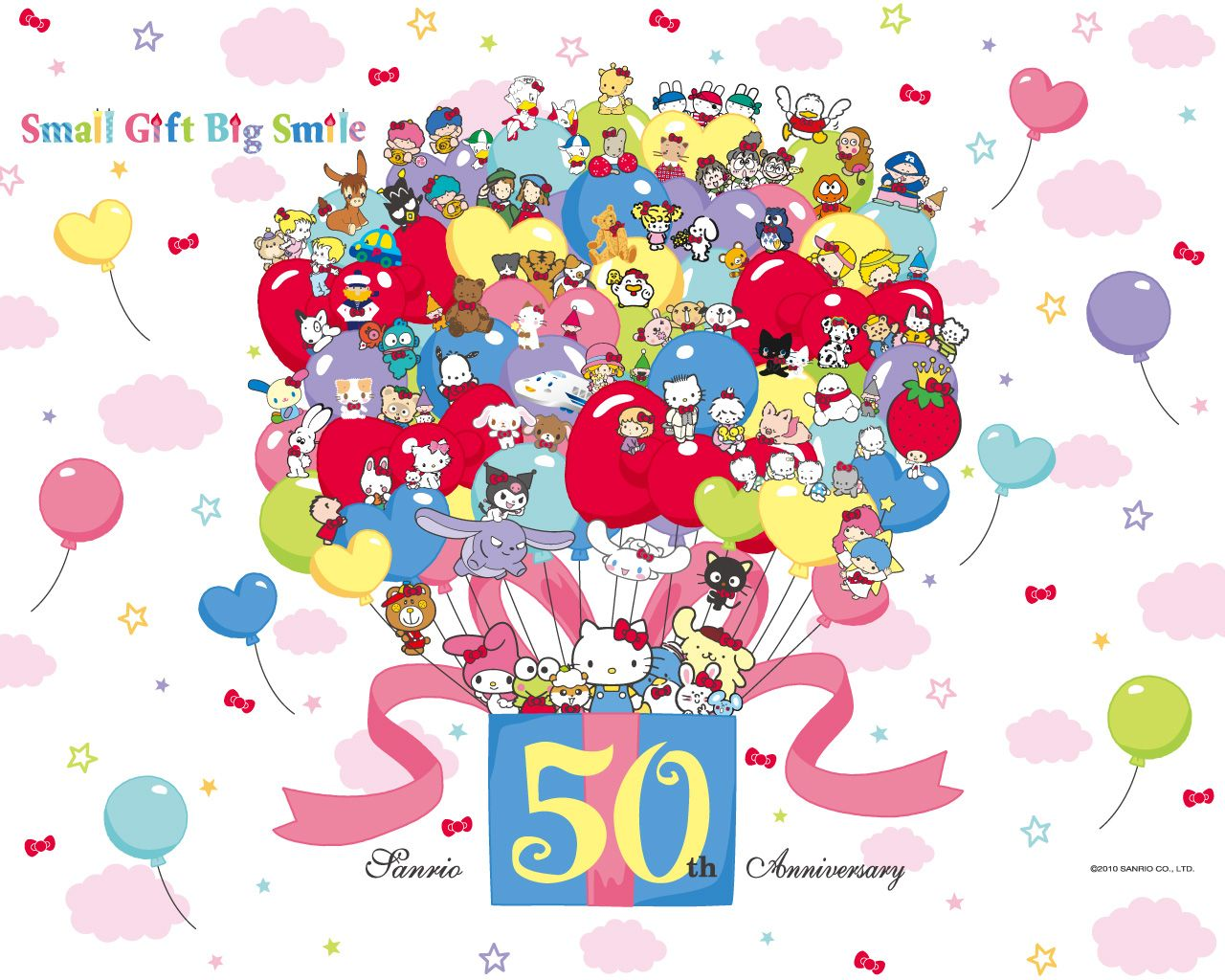 50th anniversary sanrio