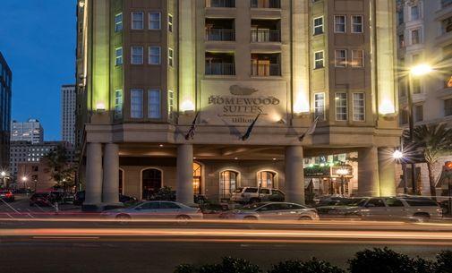 homewood suiteshilton new orleans, la hotel - exterior