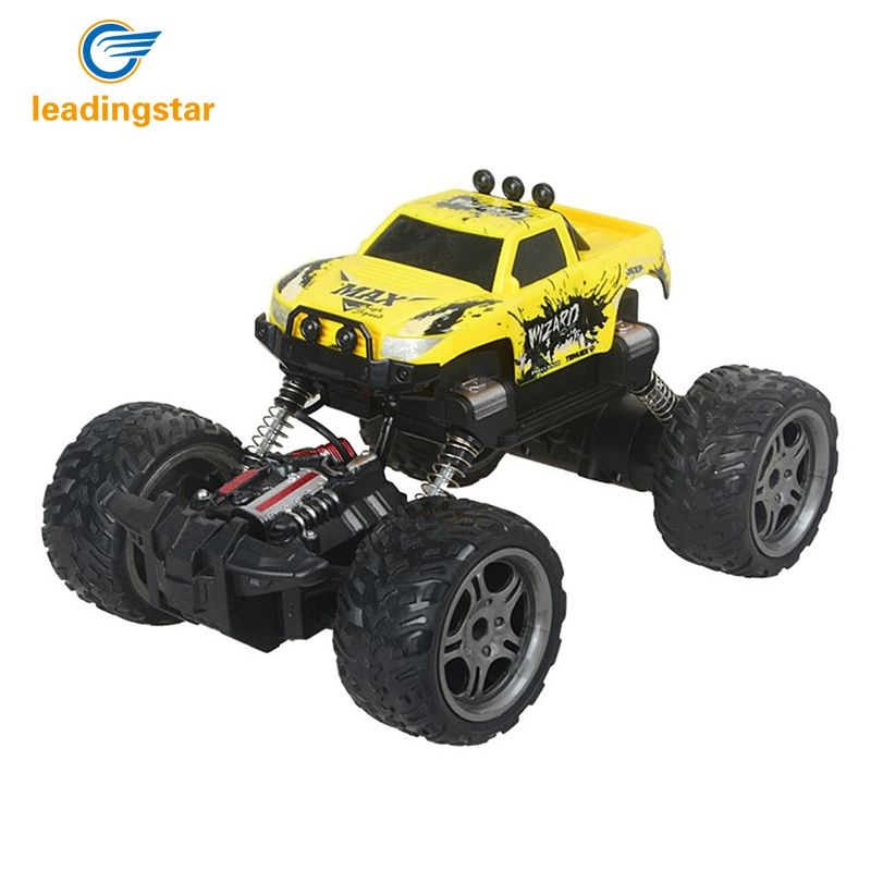 LeadingStar 1:18 Double-Drive Remote Control Toy Off-Road Vehicle ...