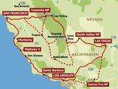 Photo of Route: Zwei Wochen an der Westküste und im Südwesten  Route: Zwei Wochen an de…