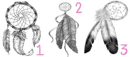 dreamcatcher tattoo designs - Google Search