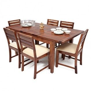 Dining Table Set Online Buy Room Sets Best Price In India Shop From Sheesham Mango Wooden Designs Upto OFF