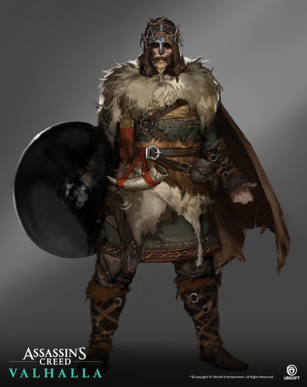 Artstation Assassin S Creed Valhalla Eivor Hunter Outfit Yelim Kim Assassins Creed Artwork Assassin S Creed Assassins Creed
