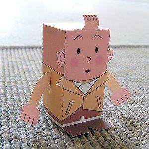 Jeden Tag ein bedruckbares Papierspielzeug – #bedruckbares #ein #jeden #Papiersp…