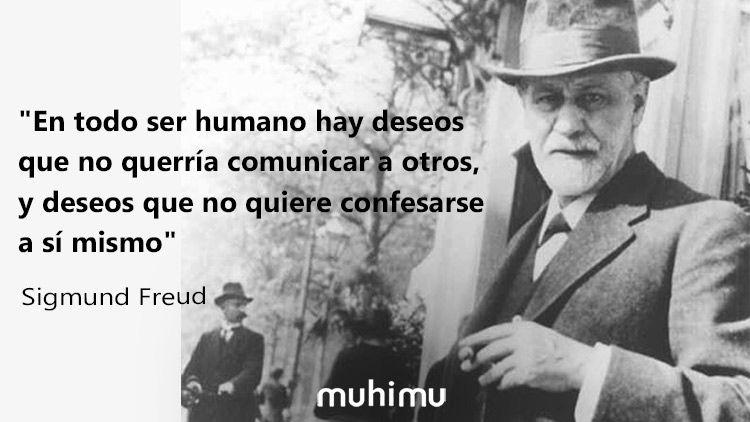 """Frases De Freud Psicologia: """"He Sido Un Hombre Afortunado En La Vida: Nada Me Fue"""