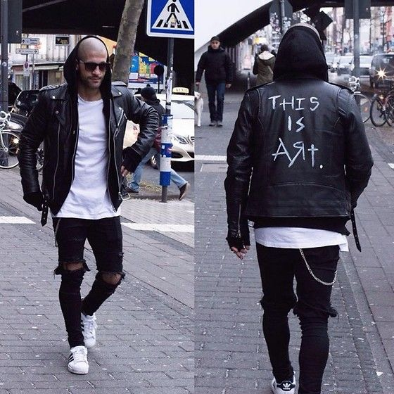 kosta williams zara jacke