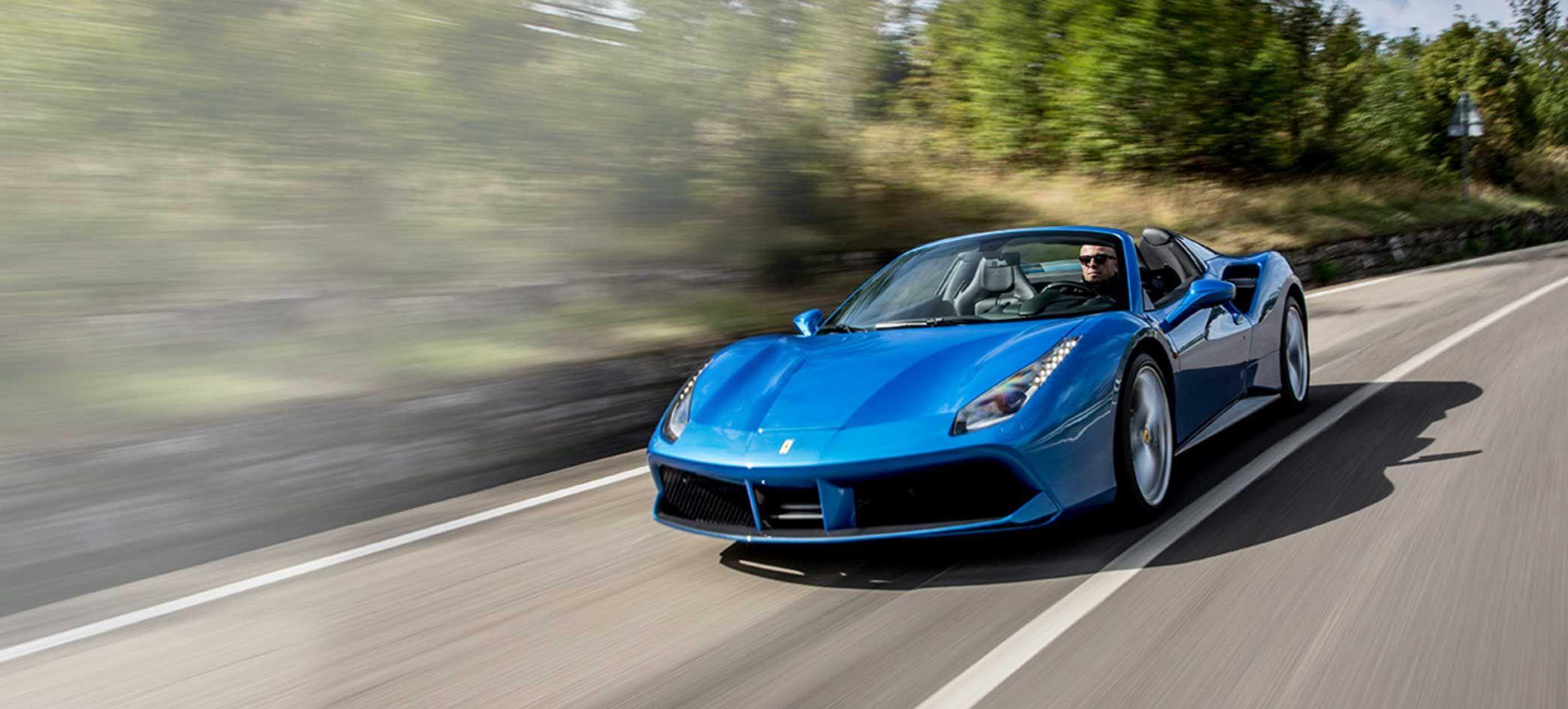 Ferrari Of Atlanta >> 488 Spider Ferrari Of Atlanta Top Atlanta Luxury Cars Ferrari