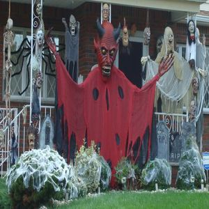 Outdoor Halloween Decorations | Scary Halloween Pictures and ...