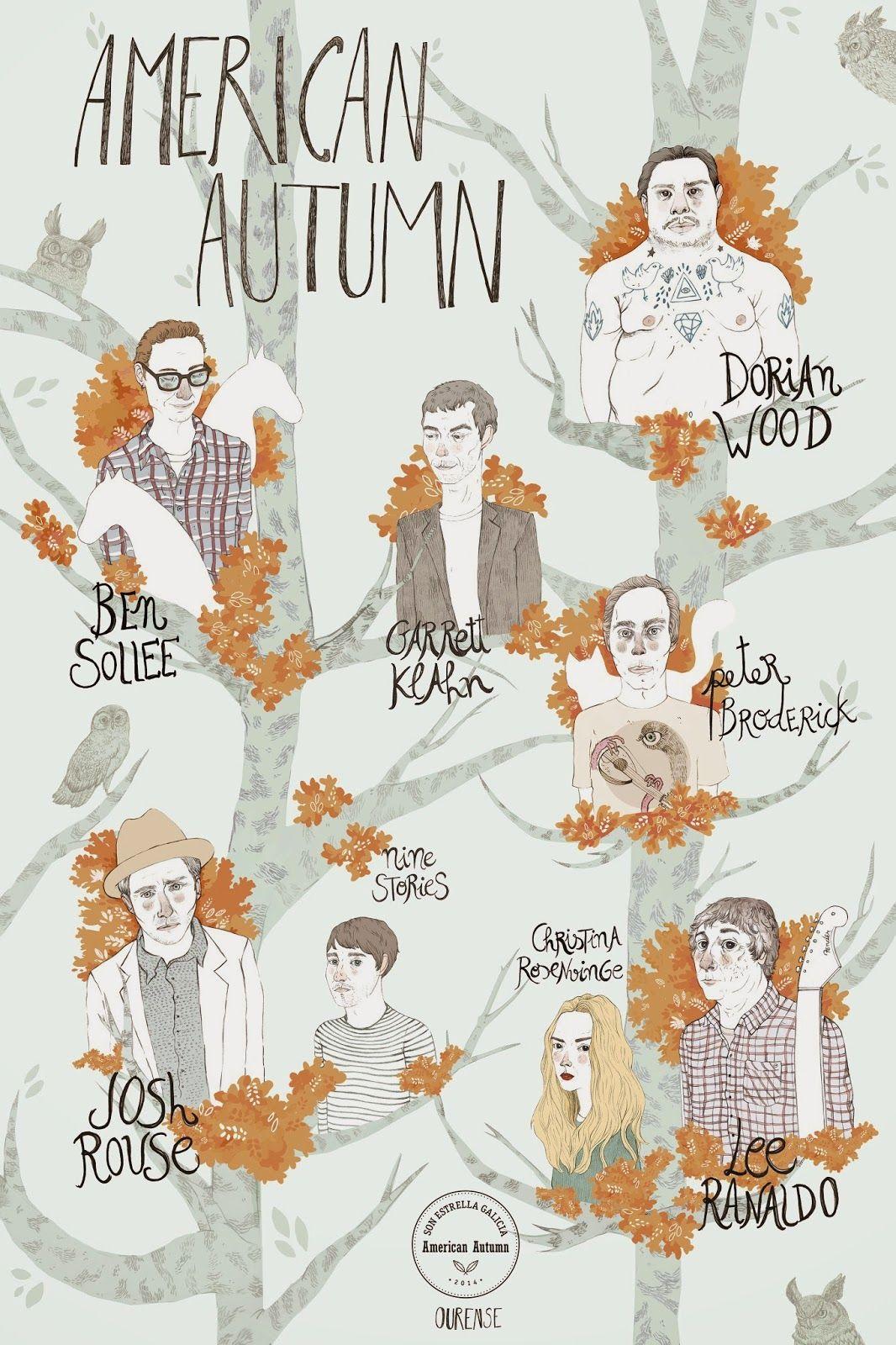 American Autumnn 2014 annapedreira.blogspot.com.es