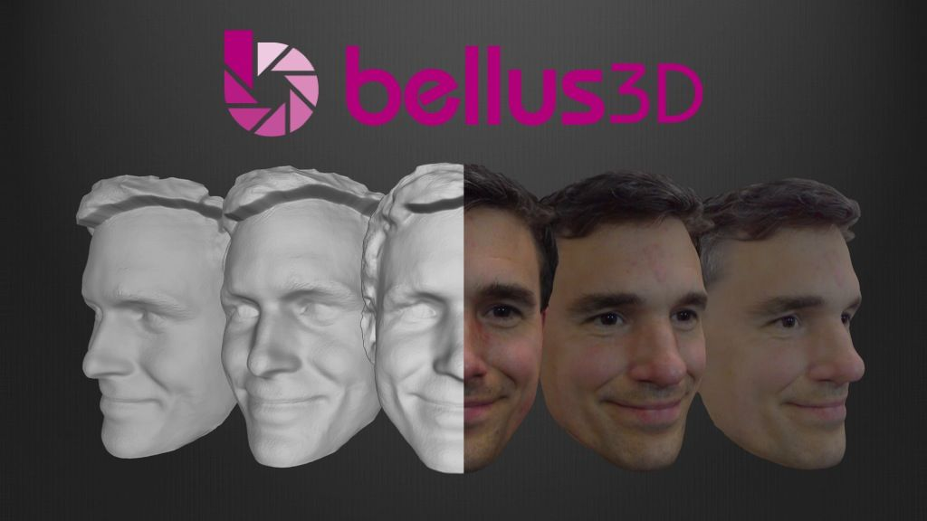 Bellus3D Face Camera is an easy-to-use, high-quality, and affordable 3D face scanning camera for mobile devices.