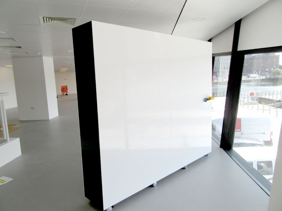 Mobile Whiteboard Wall Tkc Office Space Pinterest