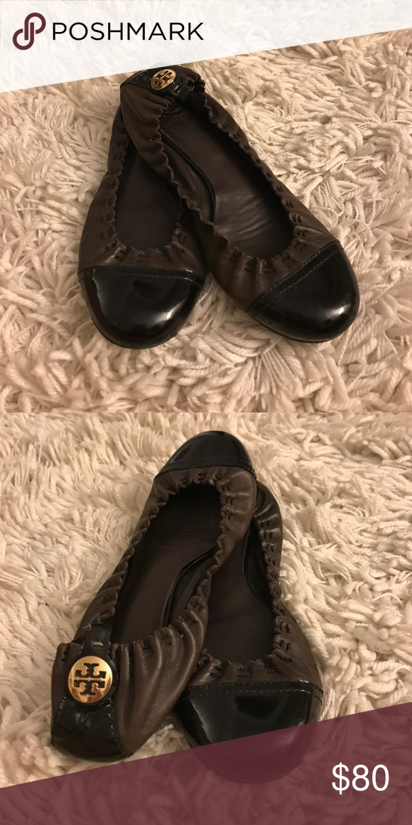 eabf342ed Tory burch ballerina flats Used in good shape Tory Burch Shoes Flats    Loafers