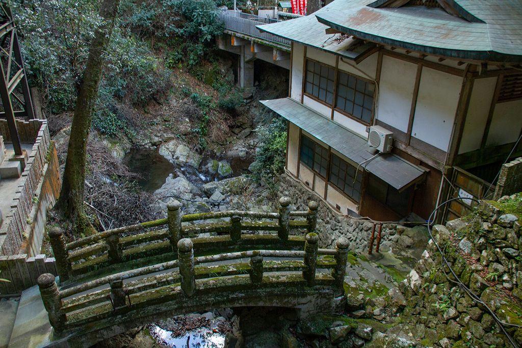 原始の森を体験しよう 犬鳴山七宝瀧寺へ行ってきた 建築 森 旅
