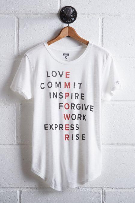 b41ced91 Tailgate Women's Empower T-Shirt   Summer 2016 in 2019   T shirt ...