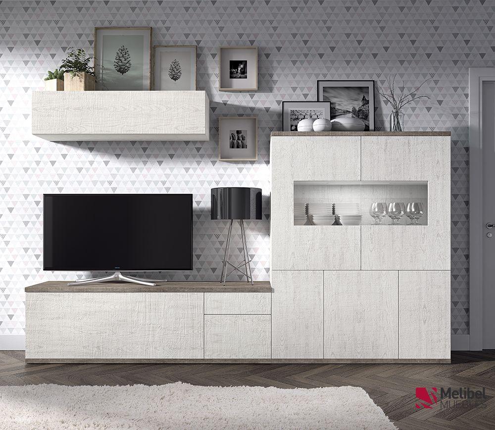 BOTELLERO EXTRAIBLE -VITRINA NETWORK- comedor salon moderno ...