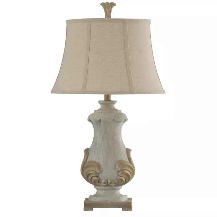 Chrystal Cream Table Lamp With Beige Softback Fabric Shade Stylecraft In 2020 Cream Table Lamps Traditional Table Lamps Table Lamp