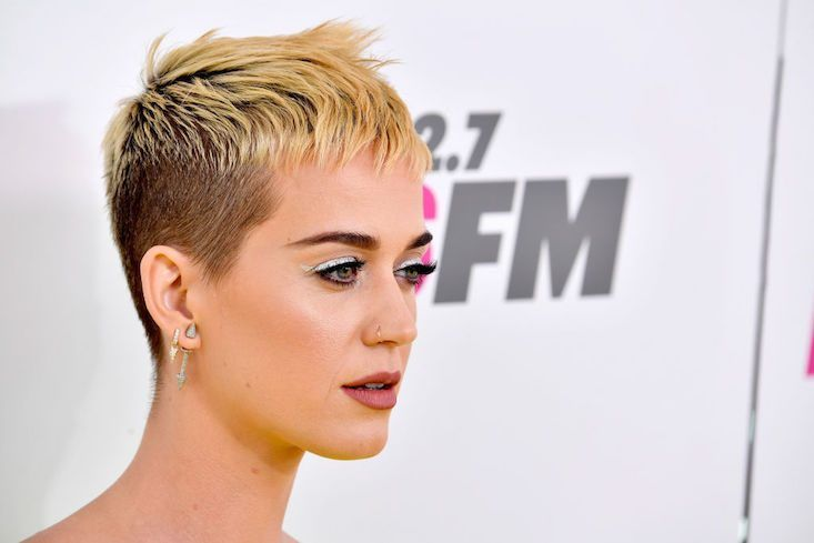 Katy Perry Hair Styles: Katy Perry's Hack For Using The Bathroom While Wearing A