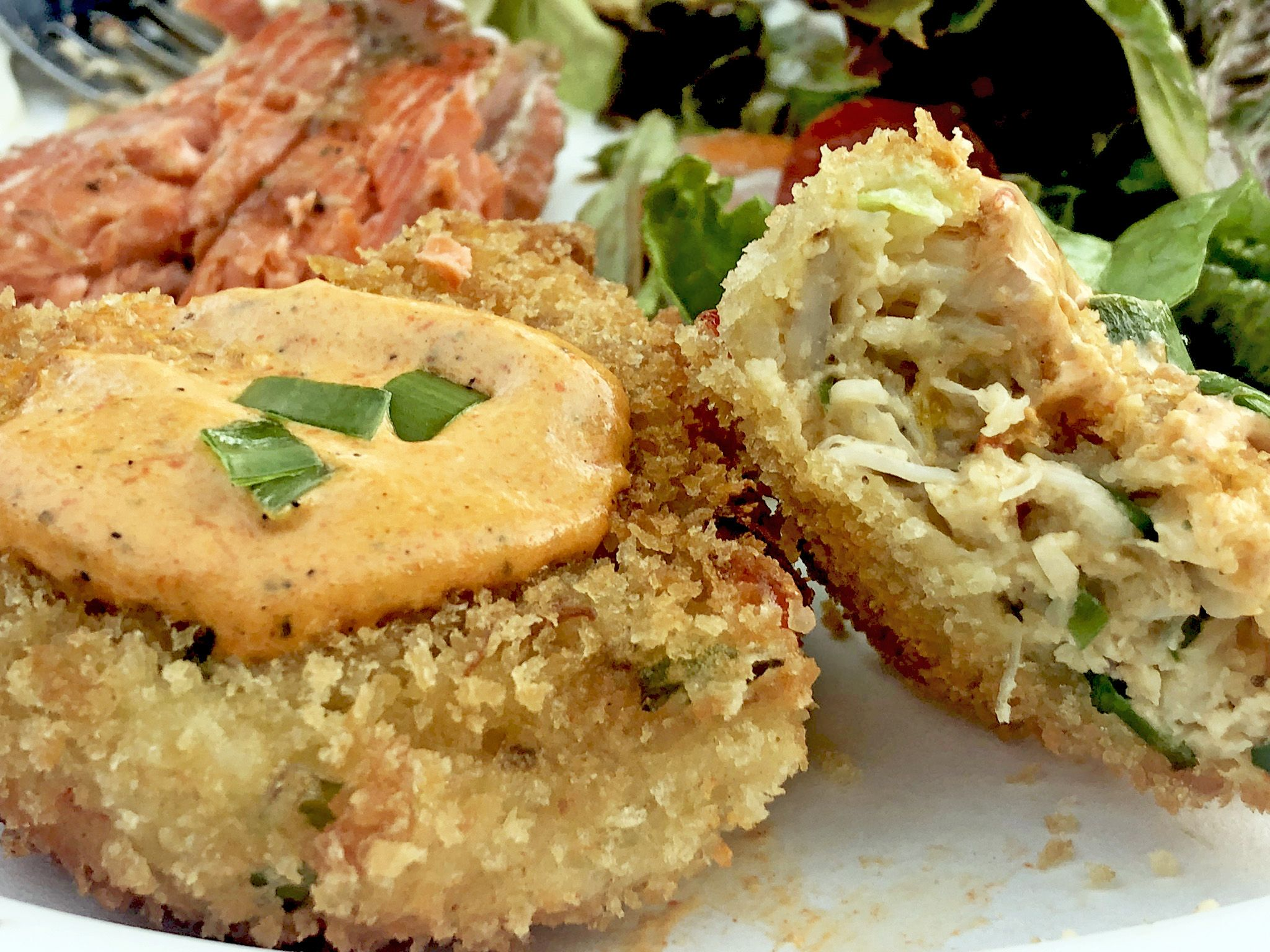 Crab cakes recipe with images crab cakes stuffed