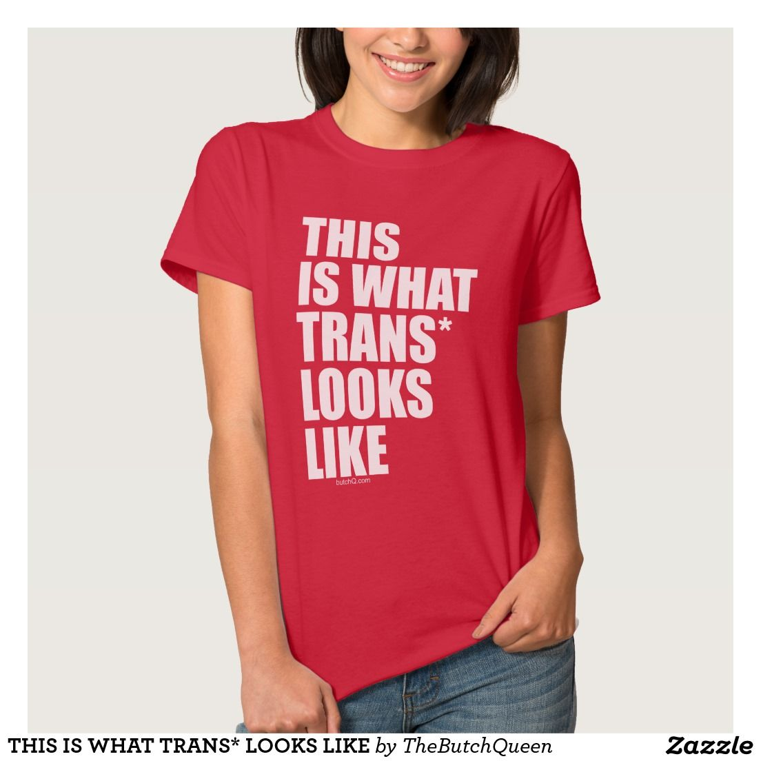 This Is What Trans T-Shirts & Shirt Designs
