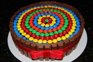 kit kat cake by deena