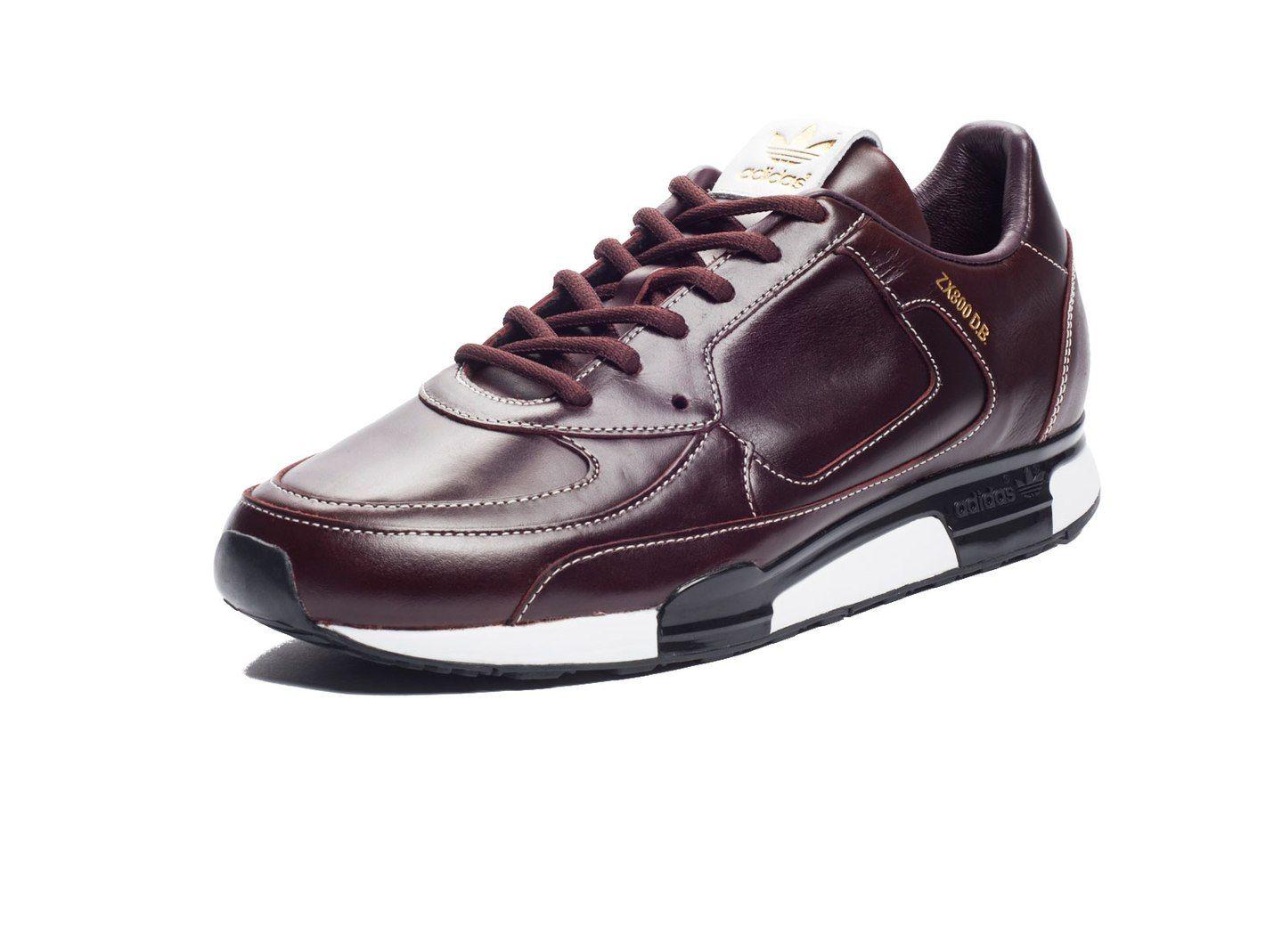 adidas obyo david beckham by james bond zx 800 burgundy