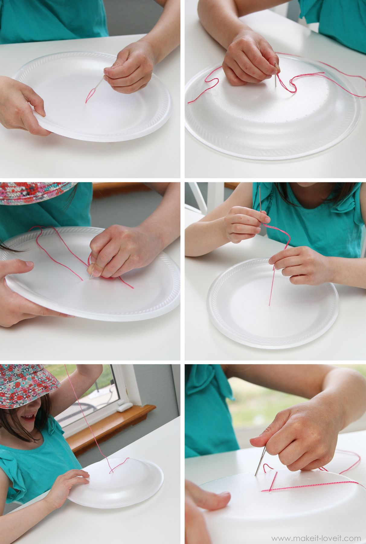 Teaching Kids To Sew Part 1 Intro To Hand Sewing Sewing