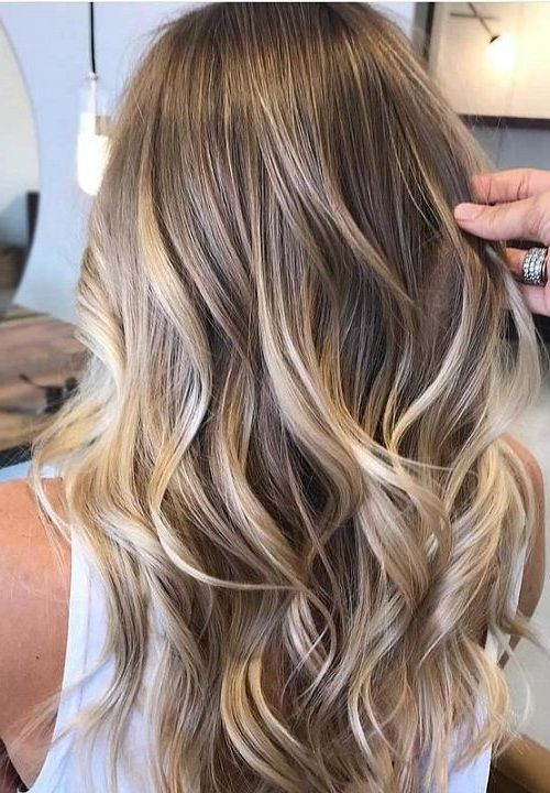 15 Best Balayage Hair Color Trends 2020