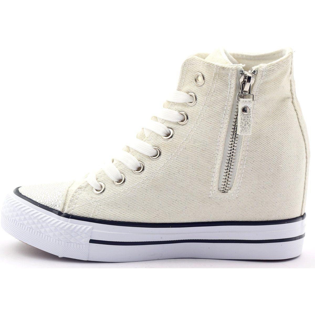 Mcarthur Trampki Sneakersy Biale Sneakers White Sneakers Womens Sneakers