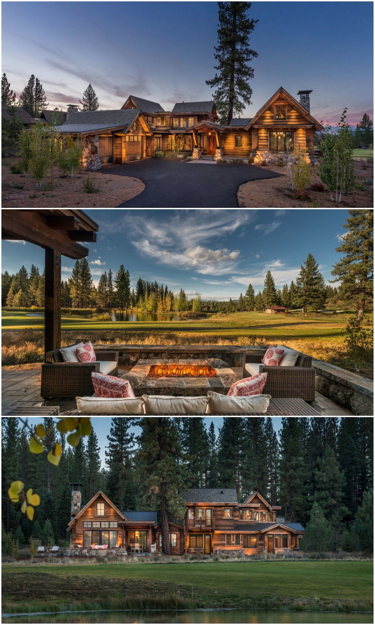 Architect S Dream Lake Tahoe Ca By Mark Tanner Construction Mountain House Plans Lake Tahoe House Plans