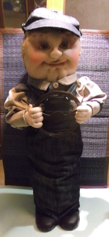 Как сделать куклу-футляр (мини-бар) - фото МК. Обсуждение ...