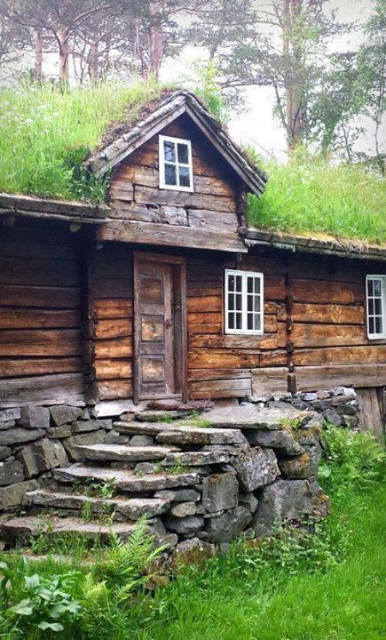 What a beautiful rustic cabin! Would you stay here?