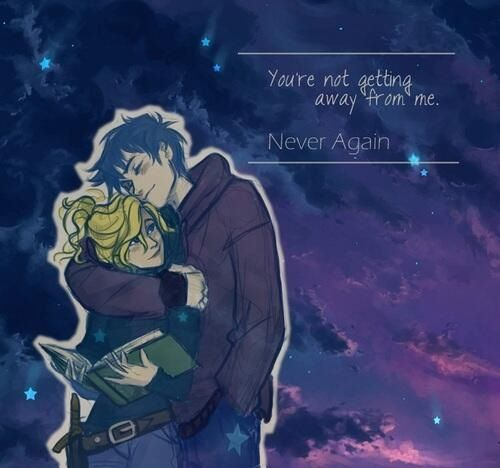 Percabeth percy and annabeth omgosh so cute together