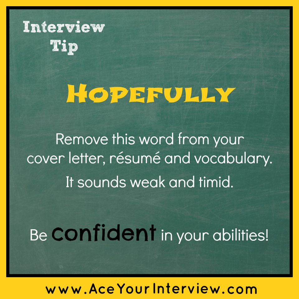 Job Interview Tip For College Students Interview