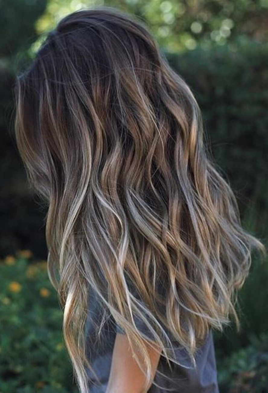 Major #HairInspiration! Add some soft highlights and a subtle #Ombre this #Spring! http://prettydollfaced.com/