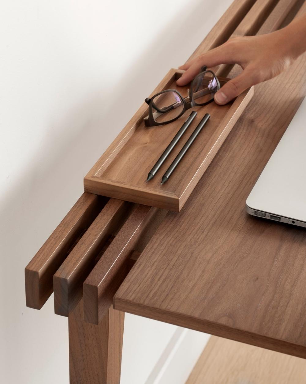 Joined Jointed Clean And Measured Design Furniture Details Design Wood Table Design Desk Furniture