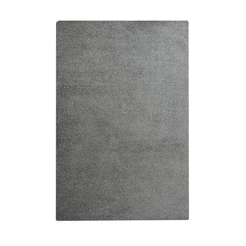 Shaggy-Teppich Schwartz in Grau 17 Stories Teppichgröße: Rechteckig 200 x 300 cm