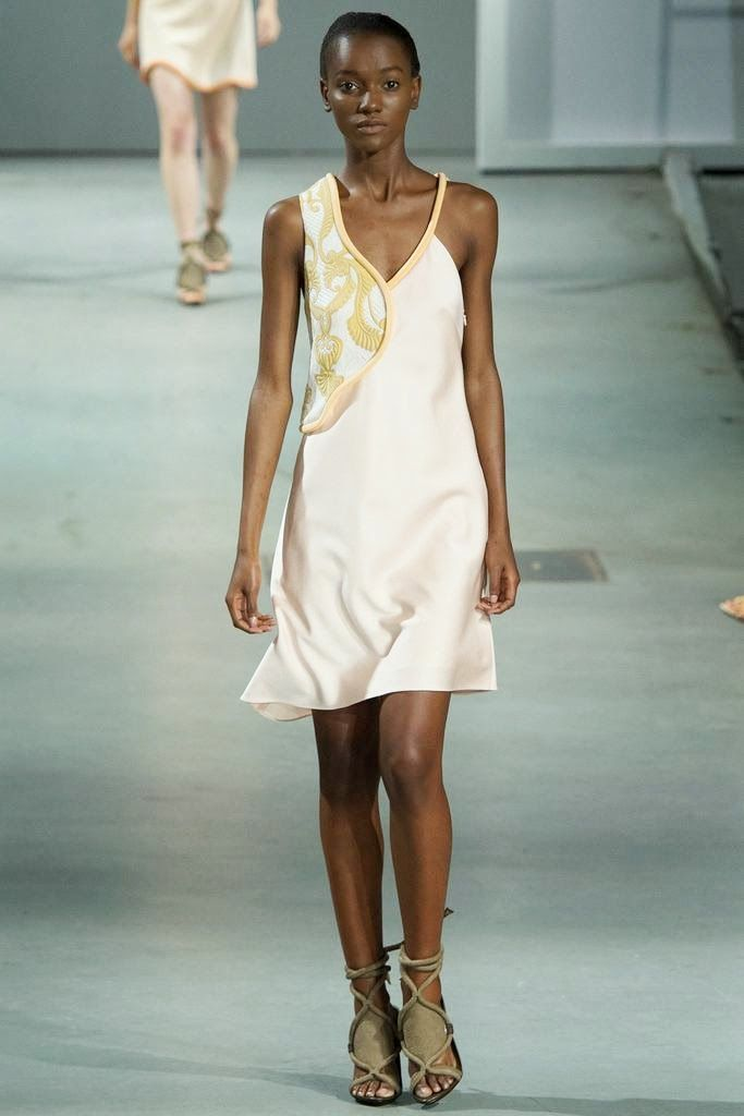 The Collections: 3.1 Phillip Lim Spring 2015 #FashionWeek #fashion #Spring2015